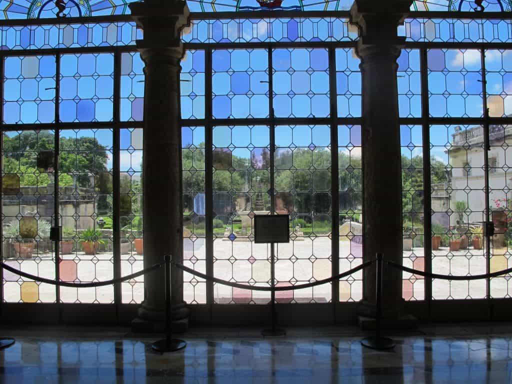 Visiting Vizcaya