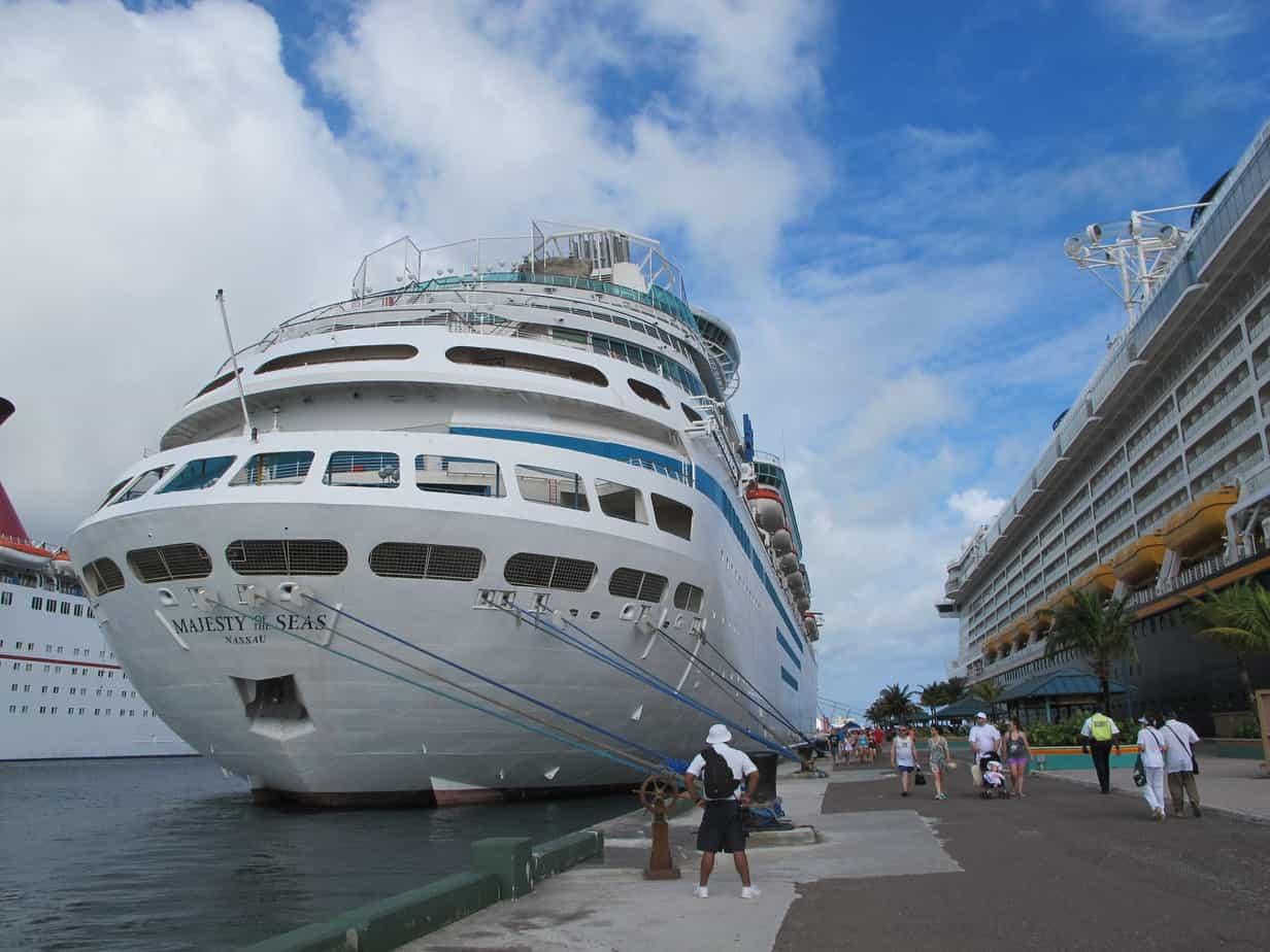 Eating Gluten Free on Royal Caribbean Cruises