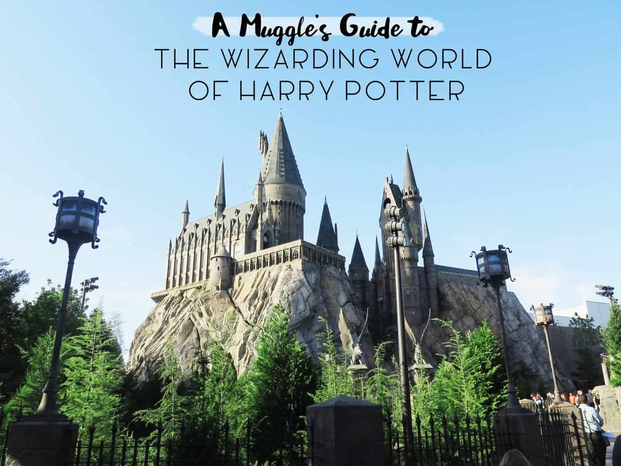 An Unofficial Muggle's Guide To The Wizarding World ...