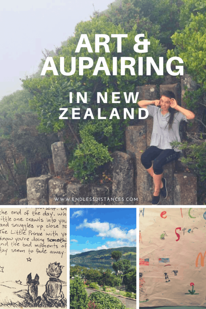 What is it like, fresh out of art school, living as an expat? Art and aupairing in New Zealand from a Michigander artist living in New Zealand.