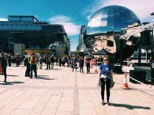 Bristol Science March - Endless Distances