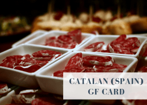 Are you a traveling celiac or gluten intolerant? This is a full guide to gluten free Girona Spain restaurants, bakeries, cafes, shops, and more. #glutenfreegirona #glutenfreegironaspain #glutenfreetravel #glutenfreespain #glutenfreecatalonia