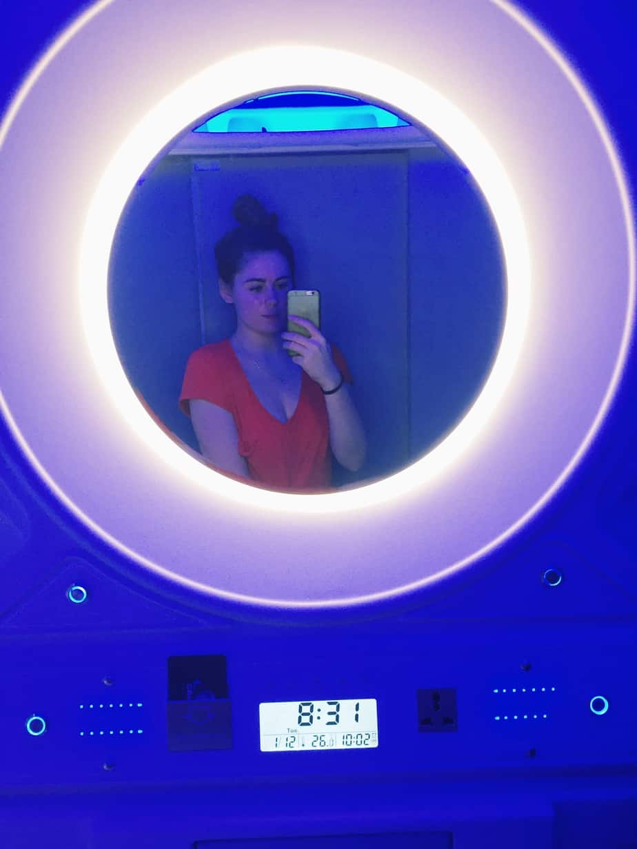 If sleeping in a space pod in Iceland isn't on your bucket list...it should be! Galaxy Pod Hostel in Reykjavik is the BEST, cheapest, and most unique hostel for a stopover in Iceland. Read how sleeping in my own personal space pod transformed this introvert into a hostel lover!