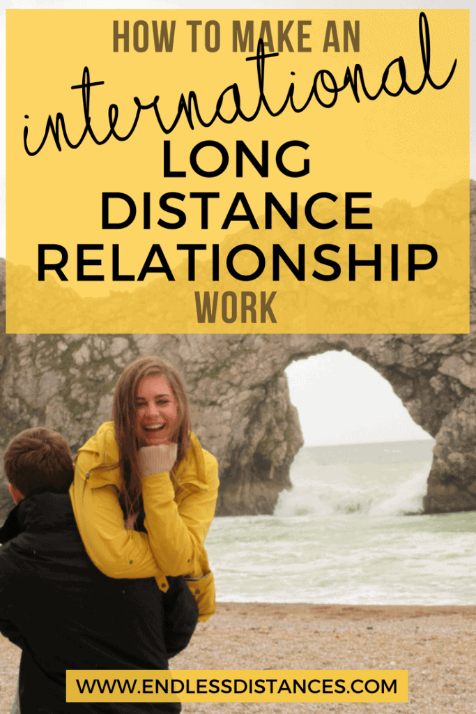 If you are wondering how to make an international long distance relationship work, you are not alone! Here is our international long distance relationship story, and tips for making yours work too. #longdistancerelationship #ldr #internationallongdistancerelationship #overseasrelationship #longdistancetips
