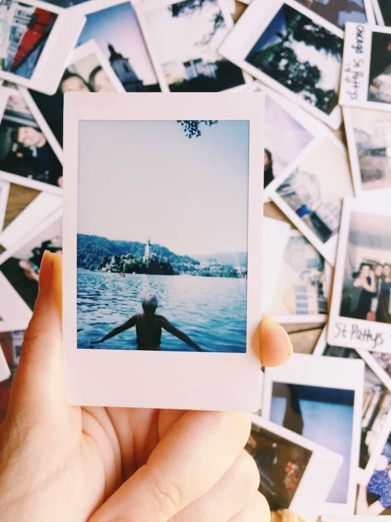 Polaroid cameras are making a comeback! Here are the best travel polaroid cameras and accessories, and how to travel with them! #travelphotography #polaroid #polaroid camera #impossiblefilm #instax #fujifilminstax #travelpolaroid