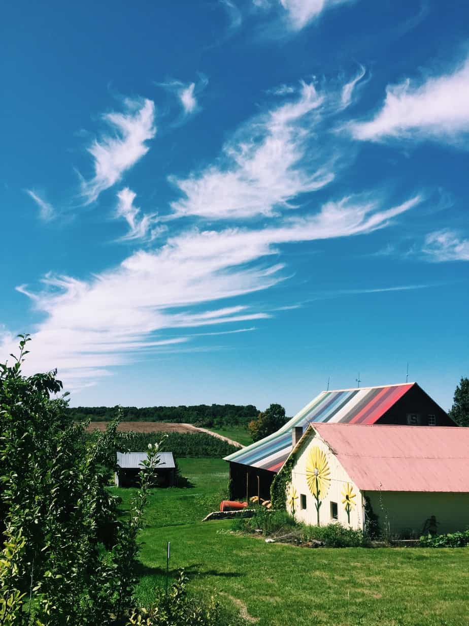 Travel impressions from a sweet little trip to Old Mission Peninsula Michigan. A lakeside cabin, vineyard hopping, farmers markets, and more. #oldmission #oldmissionpeninsula #oldmissionpeninsulamichigan #michigan