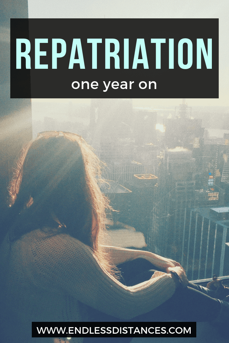 What exactly is a repat? In this post, I share the meaning of repat life, and reflections on my own experience of repatriating to the USA one year ago. #expat #expatlife #repat #repatriation #travel