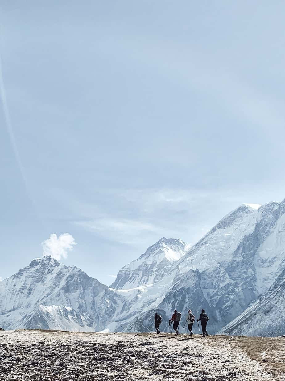 Thinking of trekking to Everest Base Camp? These 25 photos will inspire you to trek Everest Base Camp, along with practical tips for making the trek happen. #trekking #nepal #everestbasecamp #everestbasecamptrek