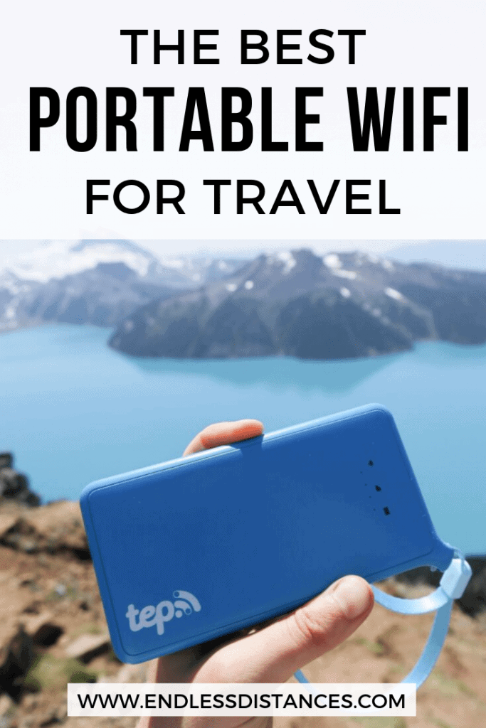 Looking for an international hotspot for your next trip abroad? Check out this TEP Wireless review, one of the best international hotspots on the market. #internationalhotspot #tepwireless #pocketwifi #portablewifi #wififortravel