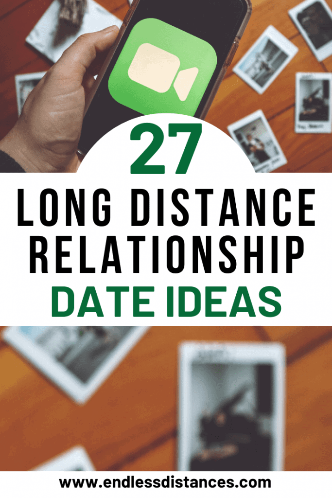 A guide to long distance date ideas to keep the spark even when you're far apart. Long Distance Relationship Tips | Long Distance Relationship Advice | Video Call Date Ideas | Video Chat Date Ideas | Over the Phone Dates | Fun Long Distance Date Ideas | Date Night Ideas | How to have a long distance date night | #longdistancerelationship #longdistancedateideas #couples #tips #advice #videocalls