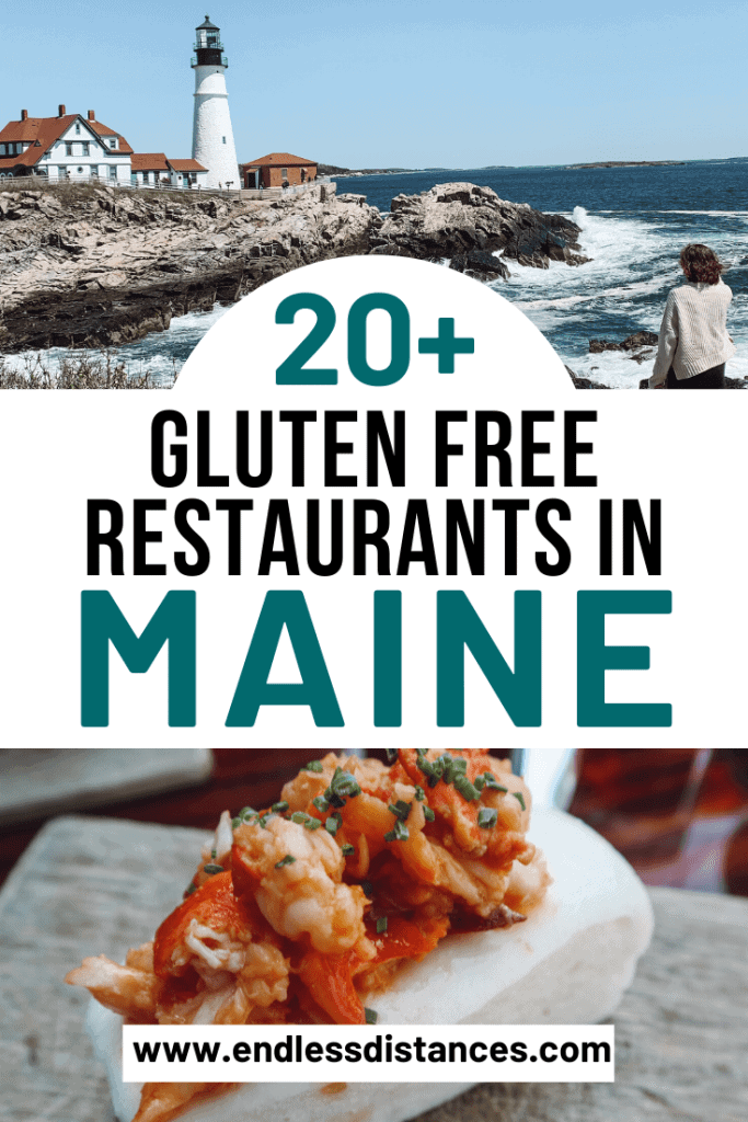 This gluten free Portland Maine guide includes dedicated and non-dedicated gluten free restaurants in Portland, plus gluten free tips throughout Maine. | gluten free maine | gluten free portland maine | gluten free portland | gluten free portland maine restaurants | gluten free lobster rolls | gluten free travel | maine travel | maine restaurants | gluten free maine restaurants | #glutenfreeportlandmaine #glutenfreemaine #glutenfreeportland