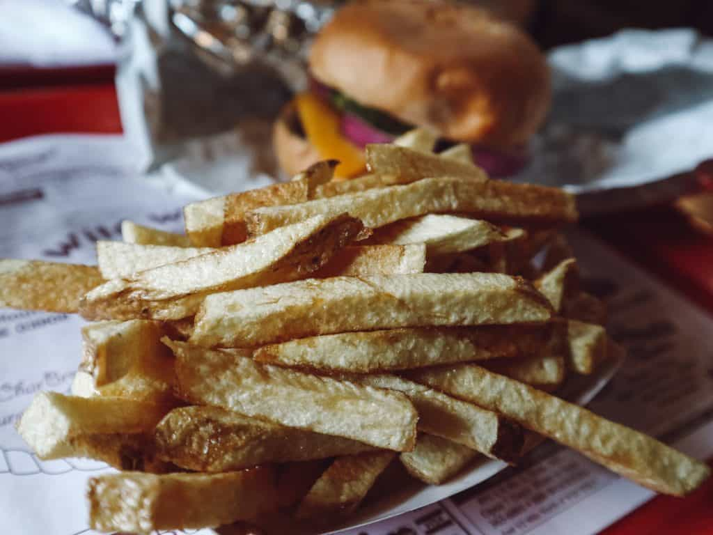 gluten free french fries