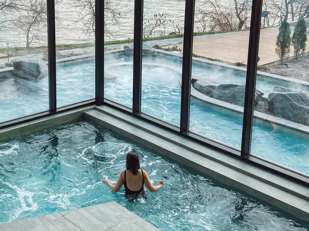 Strom Spa Nordique Quebec City