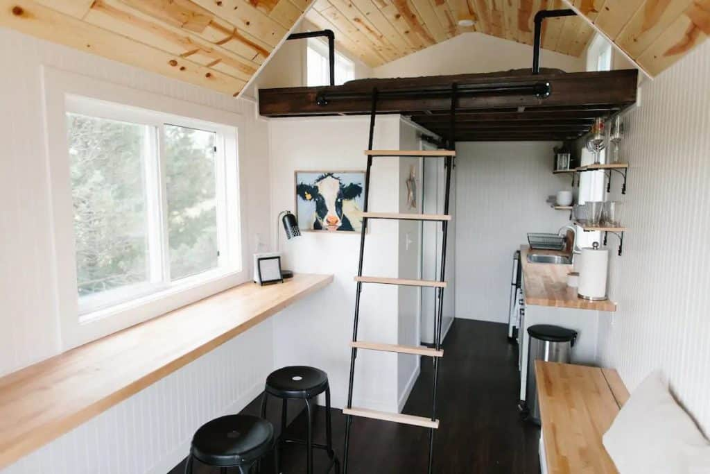 Petoskey tiny house.