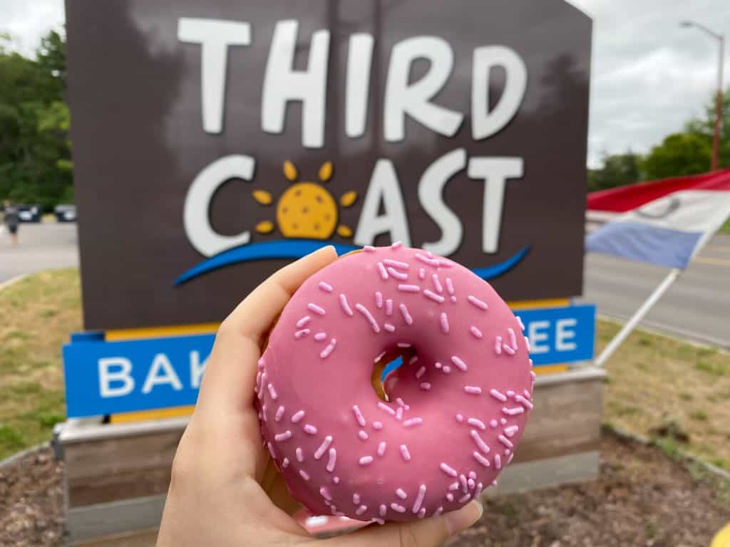 Third Coast Bakery is a 100% gluten free bakery located one hour from Charlevoix in Traverse City