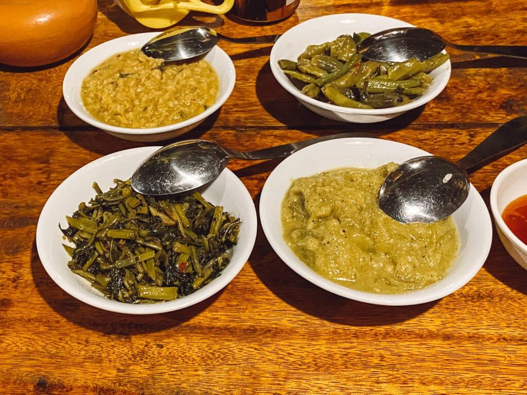 Gluten free sri lanka curries