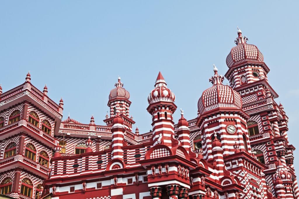 Colombo - 1 week in sri lanka itinerary