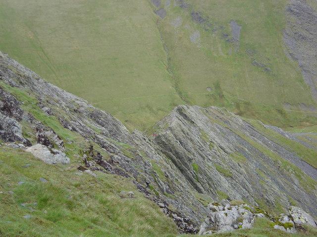 Blencathra sharp edge