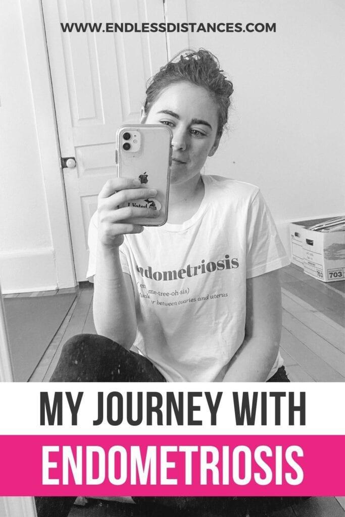 my journey with endometriosis