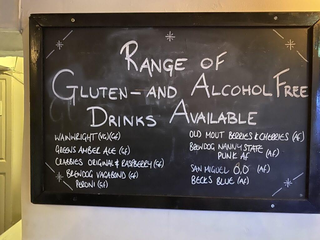 gluten free lake district in keswick