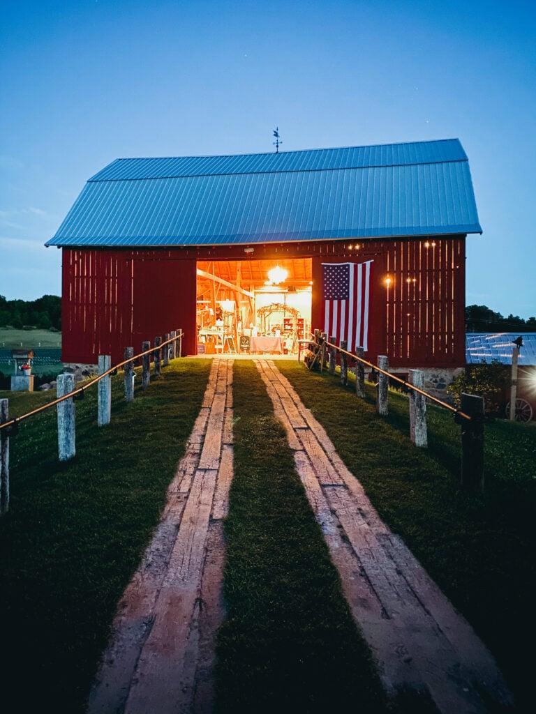 lavender farms in michigan